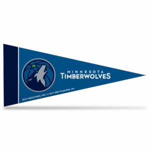 NBA Minnesota Timberwolves Mini Pennant