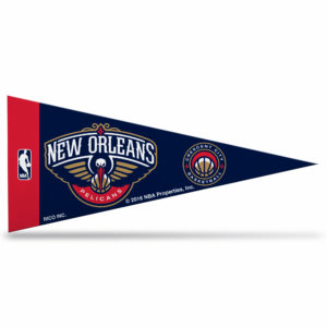 NBA New Orleans Pelicans Mini Pennant