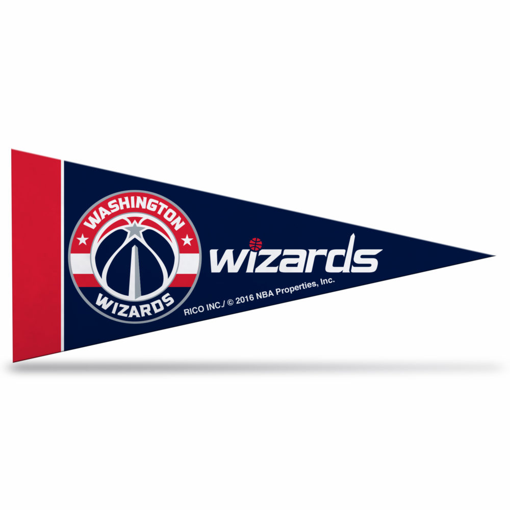 NBA WASHINGTON WIZARDS MINI PENNANT