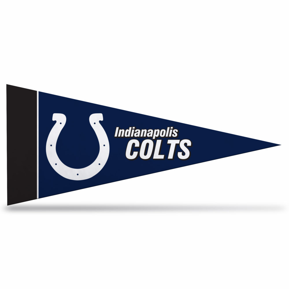 INDIANAPOLIS COLTS MINI PENNANT
