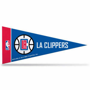 LA CLIPPERS MINI PENNANT