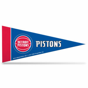 NBA Detroit Pistons Mini Pennant