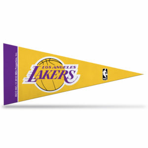NBA Los Angeles Lakers Mini Pennant