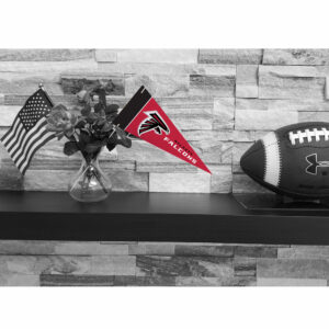 Atlanta Falcons Mini Pennant 9x4 inch