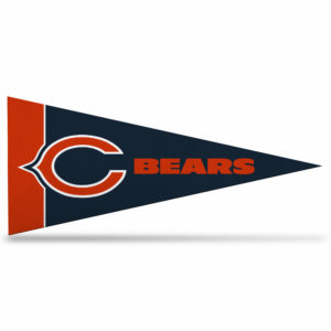 NFL Chicago Bears Mini Pennant