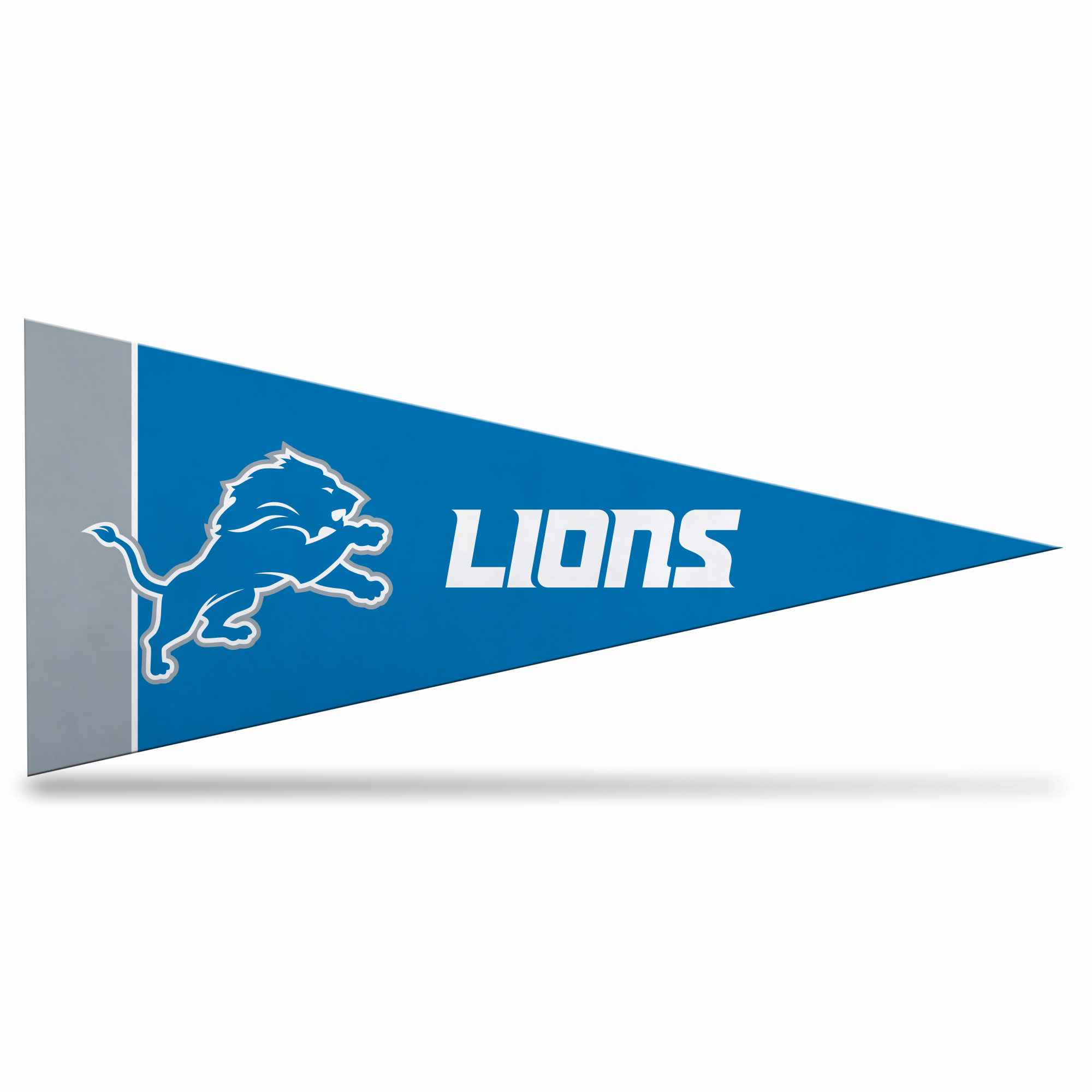 a7554211b3e Detroit Lions NFL Mini Pennant 9×4 inch Made in USA – USAsportPro