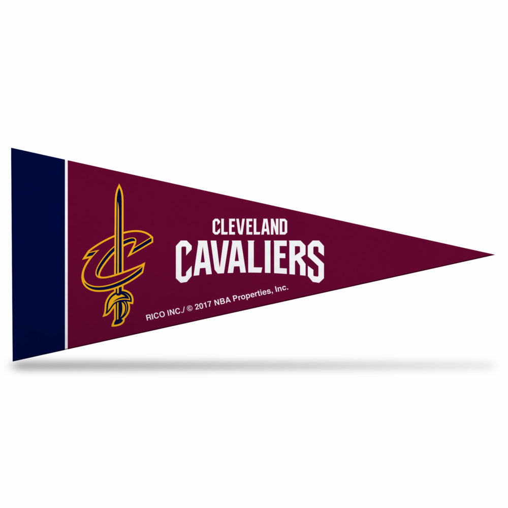 Offically Licensed NBA Cleveland Cavaliers Mini Pennant