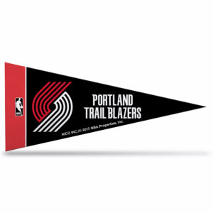 Offically Licensed NBA Trail Blazers Mini Pennant copy