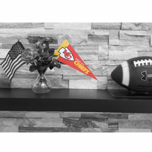 Officially Licensed NFL Kansas City Chiefs Mini Pennant 1