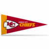 Officially Licensed NFL Kansas City Chiefs Mini Pennant