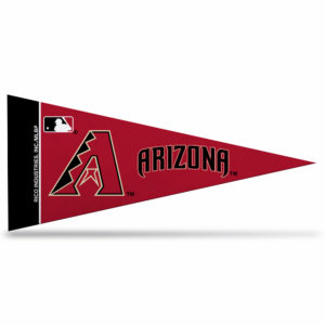 MLB Arizona Diamondbacks Mini Pennant 9x4 inch felt