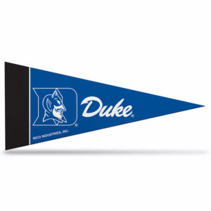 James Madison Duke NCAA Mini Pennant 9X4 inch, felt