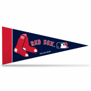 MLB Boston Red Sox Mini Pennant 9x4 inch felt