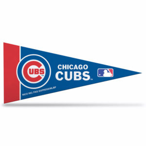 MLB Chicago Cubs Mini Pennant 9x4 inch felt