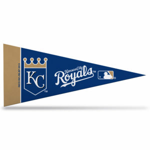 MLB Kansas City Royals Mini Pennant 9x4 inch felt