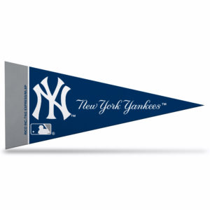 MLB New York Yankees Mini Pennant 9x4 inch felt