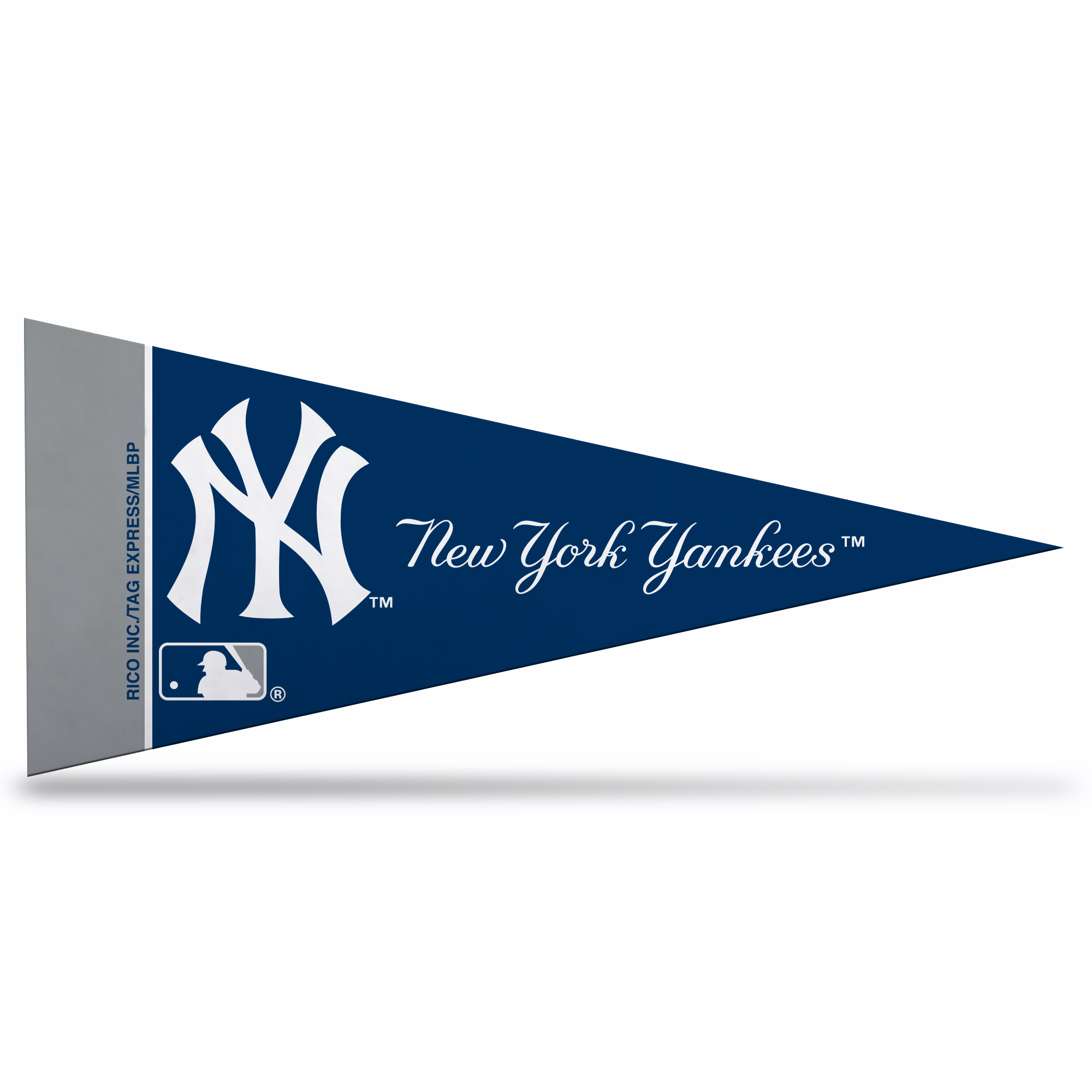 188fe2dd3c3 MLB New York Yankees Mini Pennant 9x4 inch felt