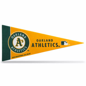 MLB Oakland Athletic Mini Pennant 9x4 inch felt