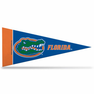 NCAA Florida Gators Mini Pennant 9X4 inch, felt