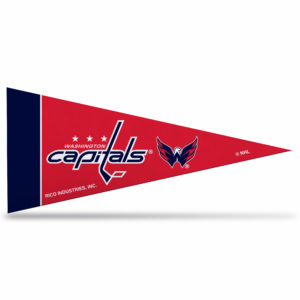 Washington Capitals NHL Mini Pennant 9X4 inch, felt