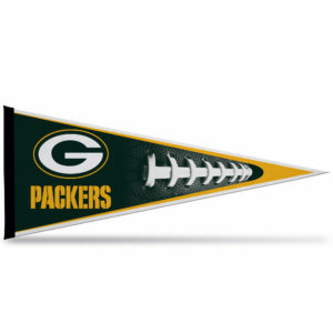 NFL Green Bay Packers Pennant 12X30 inch, felt