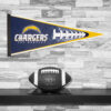 Los Angeles Chargers Pennant 12X30 inch, felt