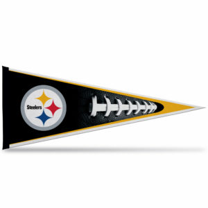 NFL Pittsburgh Steelers Pennant 12X30 inch,felt