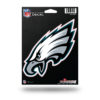 Philadelphia Eagles NFL Vinyl Decorative Sticker 7 1/4 X 3 inch