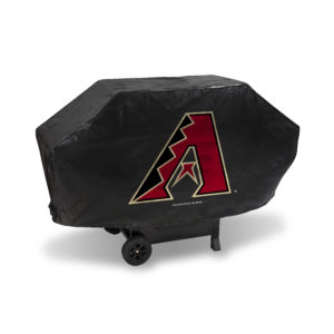 Arizona Diamondbacks MLB Deluxe Vinyl Padded Grill Cover