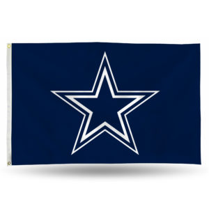 Dallas Cowboys NFL Banner Flag 3X5 foot