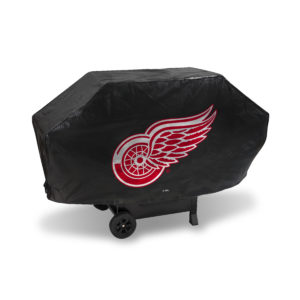 Detroit Redwings NHL Deluxe Vinyl Padded Grill Cover