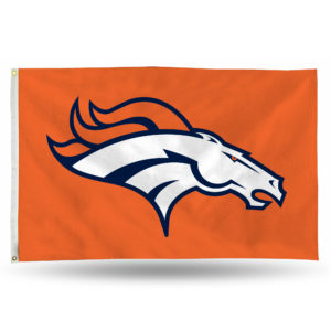Denver Broncos Large Banner Flag