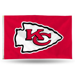 Kansas City Chiefs NFL Banner Flag 3X5 foot