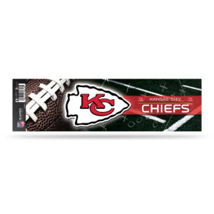 Kansas City Chiefs NFL Vinyl Bumper Sticker