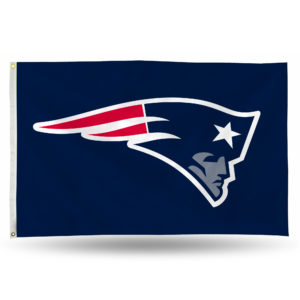 NFL New England Patriots Large Banner Flag