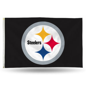 Pittsburgh Steelers NFL Banner Flag 3'X5'