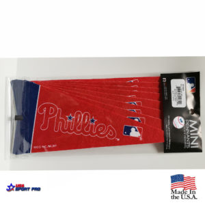 Philadelphia Phillies Mini Pennant 9X4 inch 8-pack 1