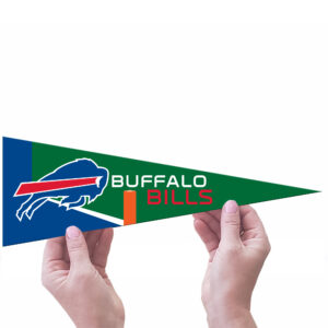 Buffalo Bills NFL Middle Man Pennant