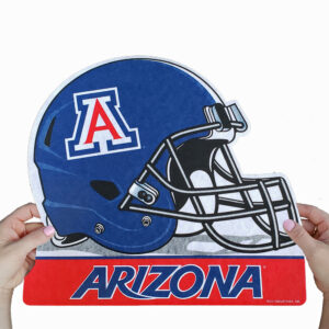Arizona Wildcats Helmet Pennant