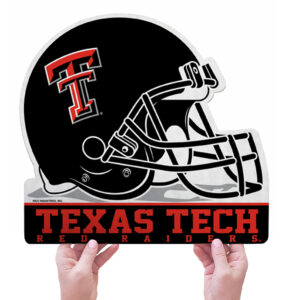 Texas Tech Helmet Pennant