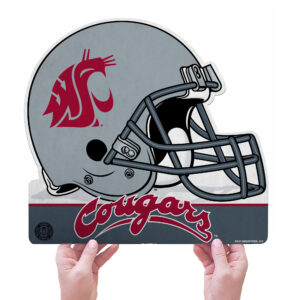 Washington State University helmet pennant
