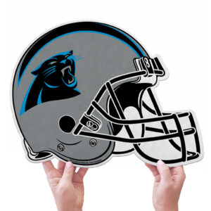 NFL Carolina Panthers Helmet Pennant