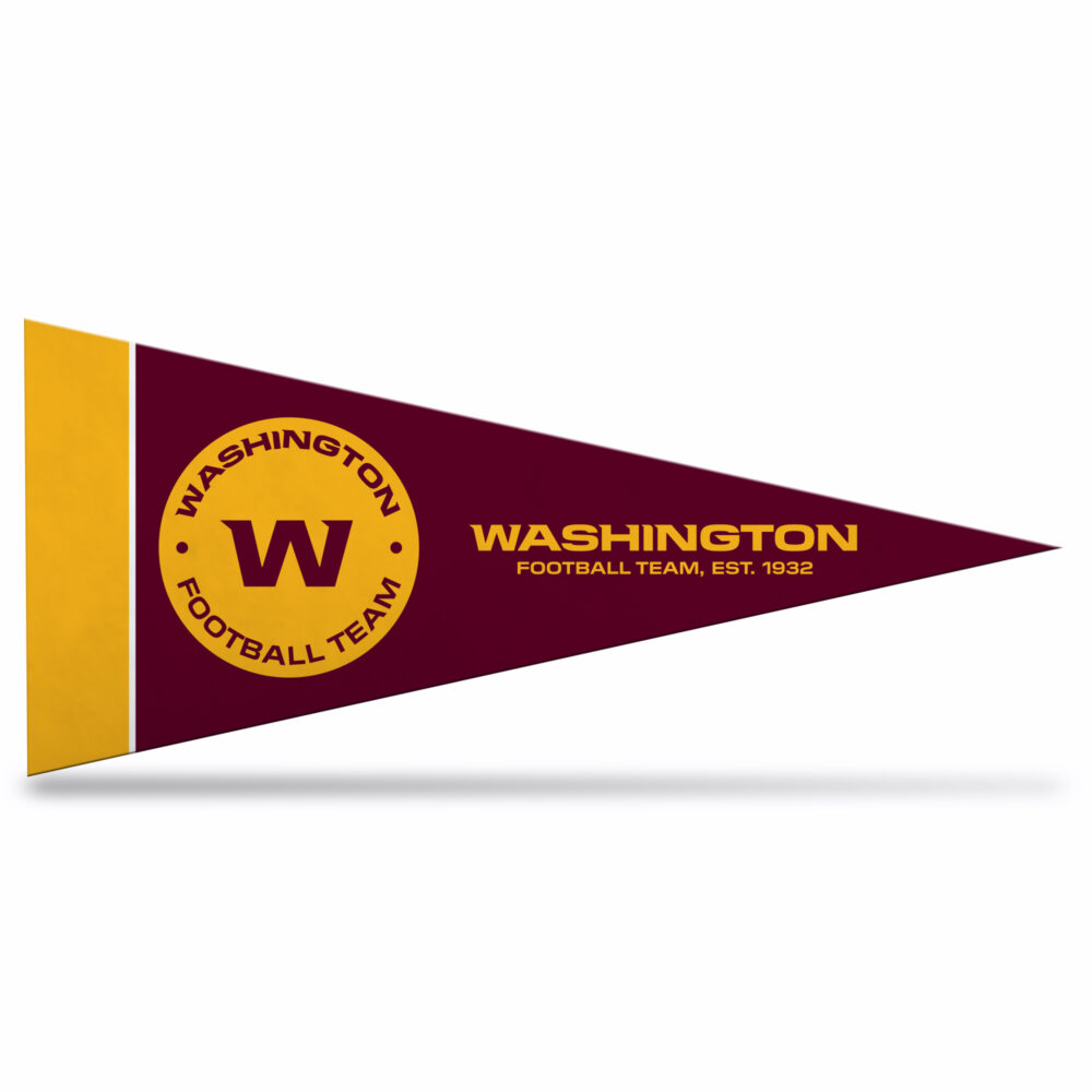 Washington Footbal Team mini pennant