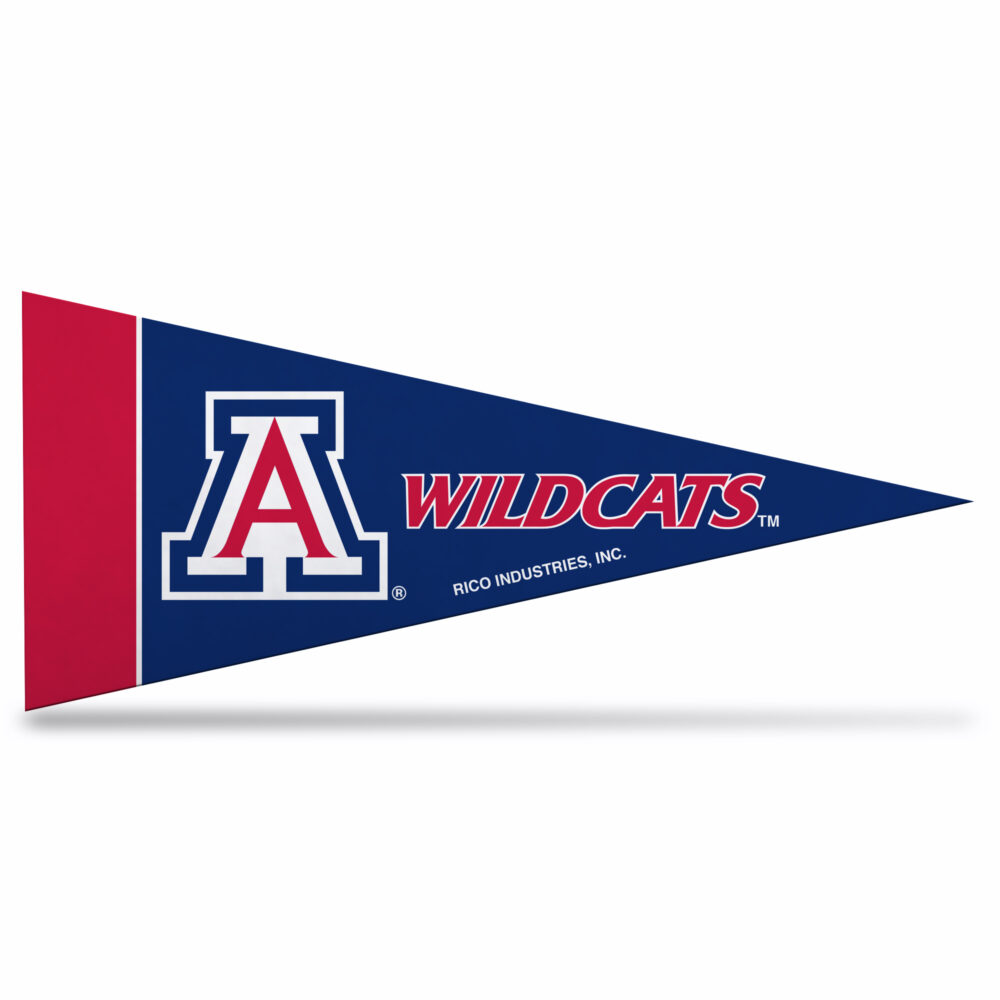 Arizona Wildcats mini pennant